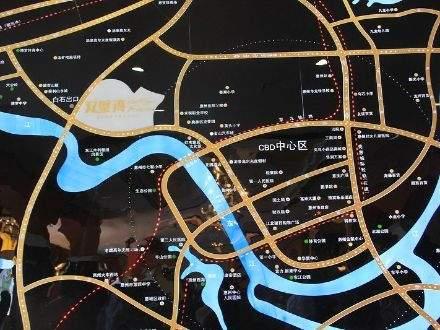润城·双璧湾位置图