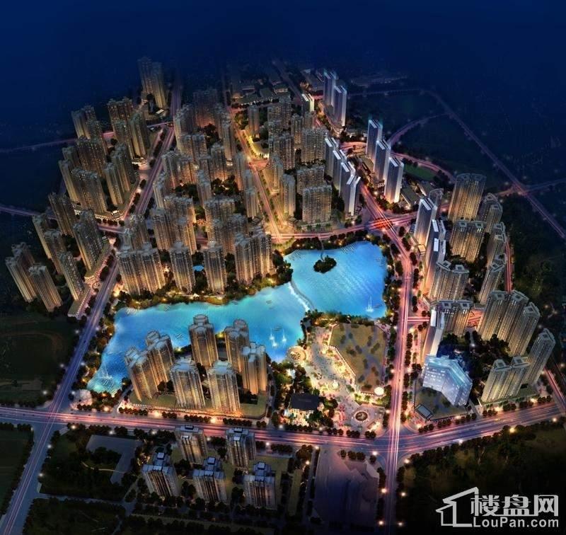 希望国际城效果图