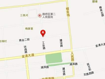 文泽苑位置图