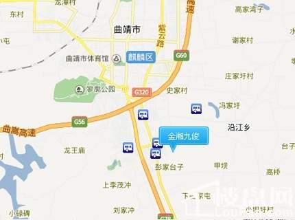 金湘九俊位置图
