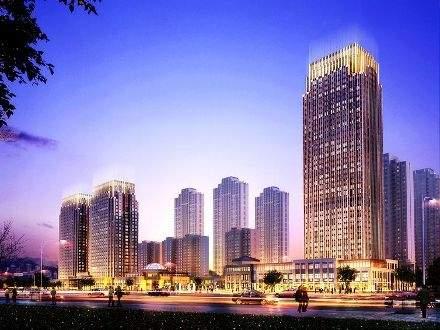 哈尔滨星光耀广场商铺效果图