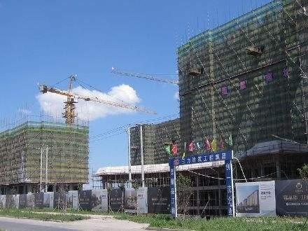 星耀南城商铺实景图