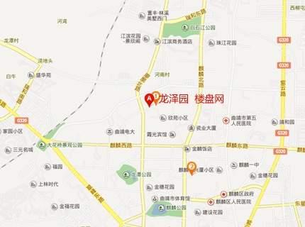 龙泽园3期位置图