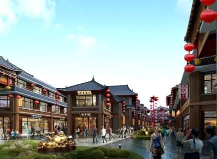 赤峰契丹城实景图