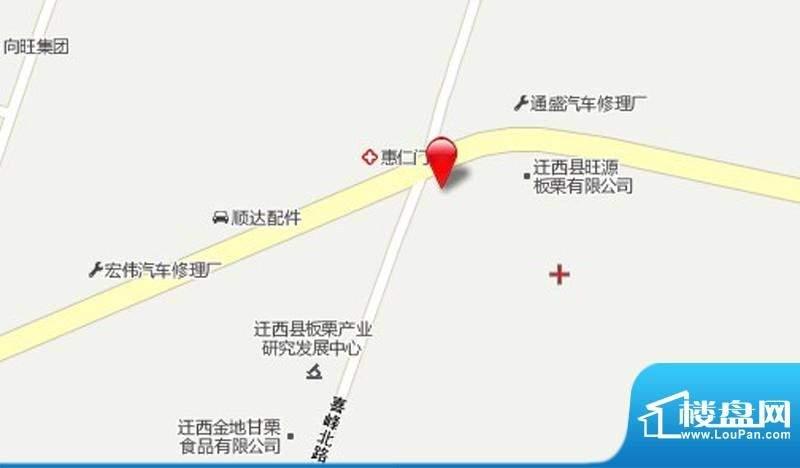 交通图位置图