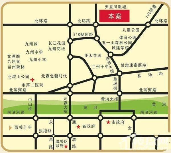 宇泰嘉园位置图