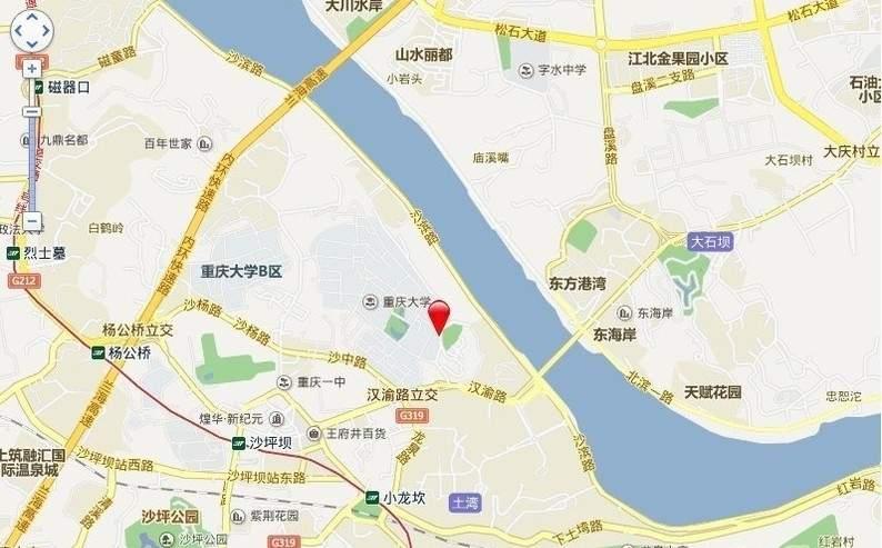 康田紫悦府位置图