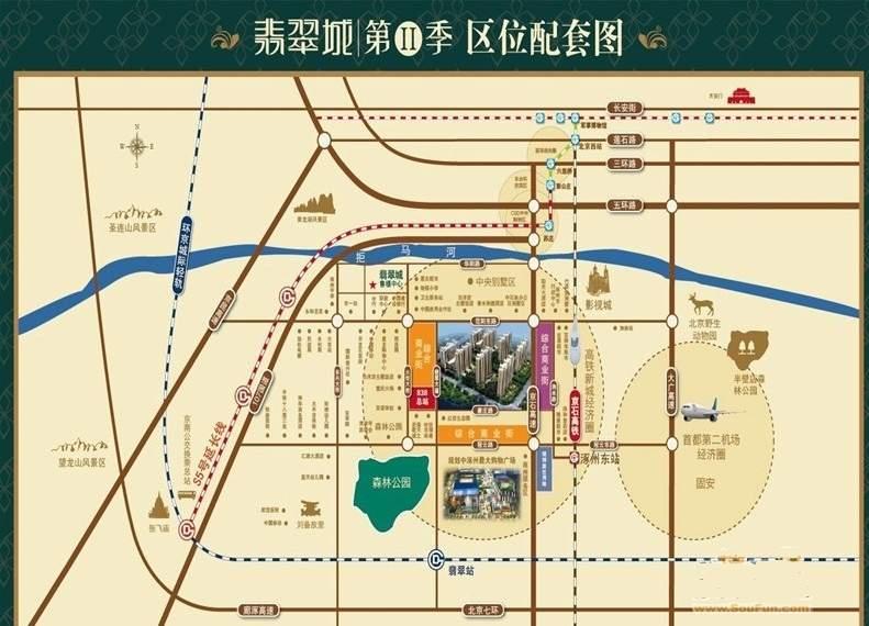 翡翠城第二季位置图