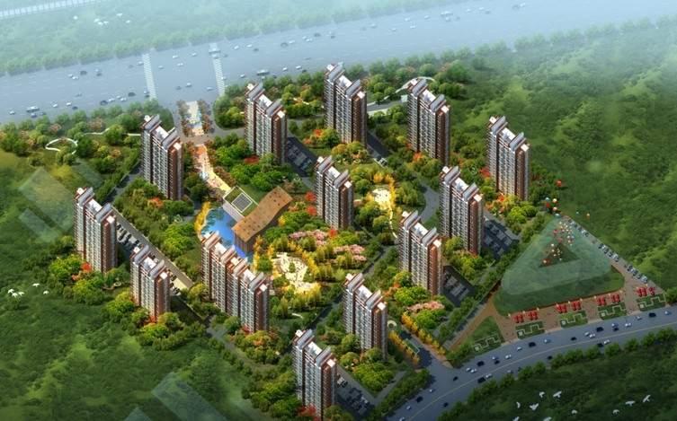 大北京未来城效果图