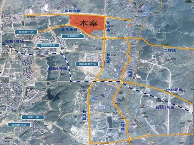 中渝中环广场位置图