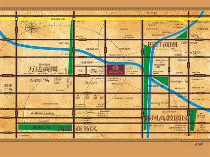四明城市广场位置图