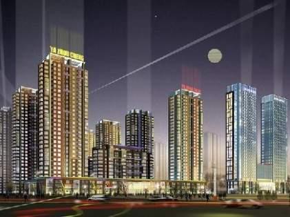 亚洲城效果图