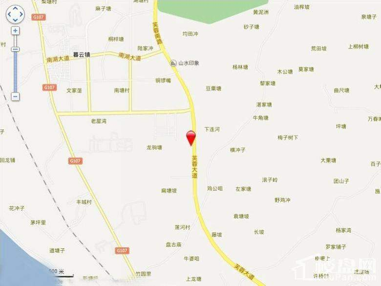 佳园生活广场位置图