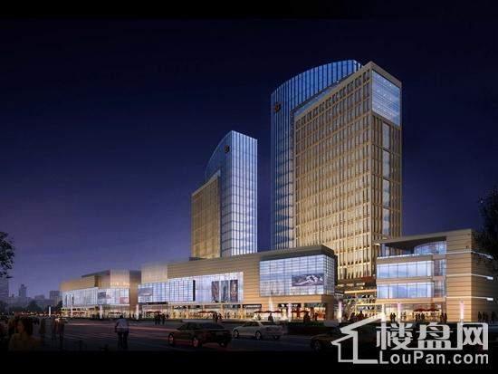 新世纪家居生活广场公寓效果图
