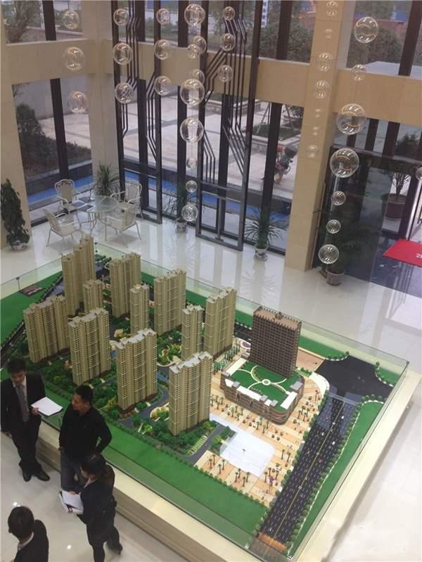 洋湖时代广场实景图