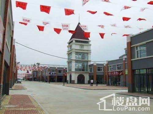 东北物流城实景图