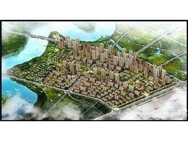 新弘国际城效果图