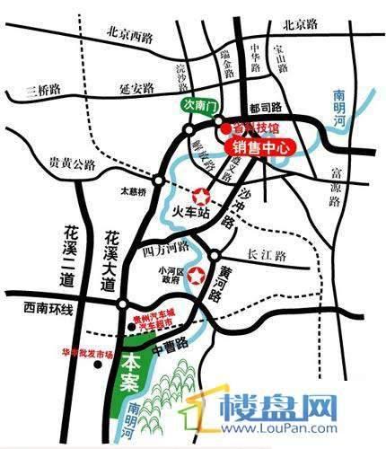 腾龙湾位置图