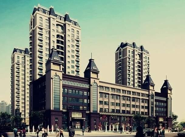 沈铁·金域尚城