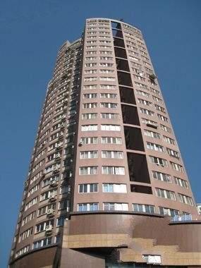 翡翠名人府-福海公寓效果图