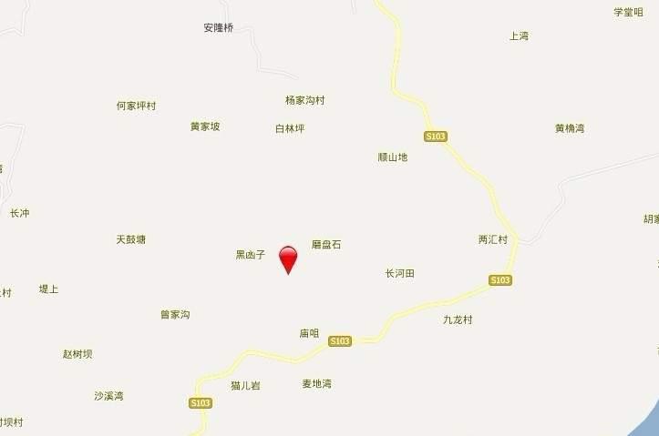 龙景花园位置图