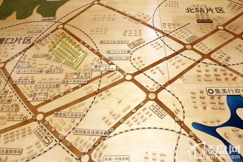 联发欣悦湾位置图