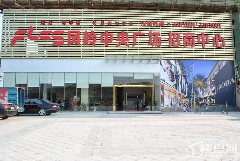 凤岭 中央广场
