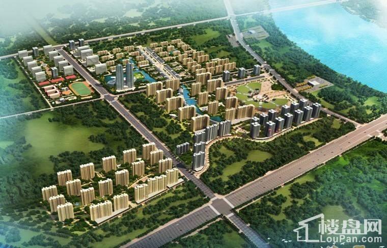 燕达首尔·国际村效果图