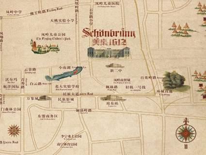 美泉1612位置图