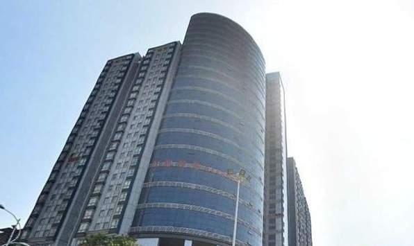 明城国际中心实景图