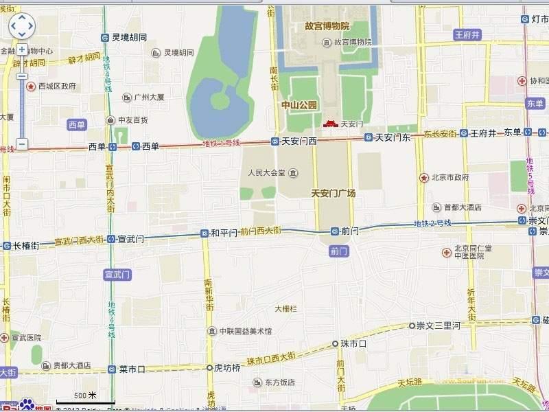 点石商务公园位置图