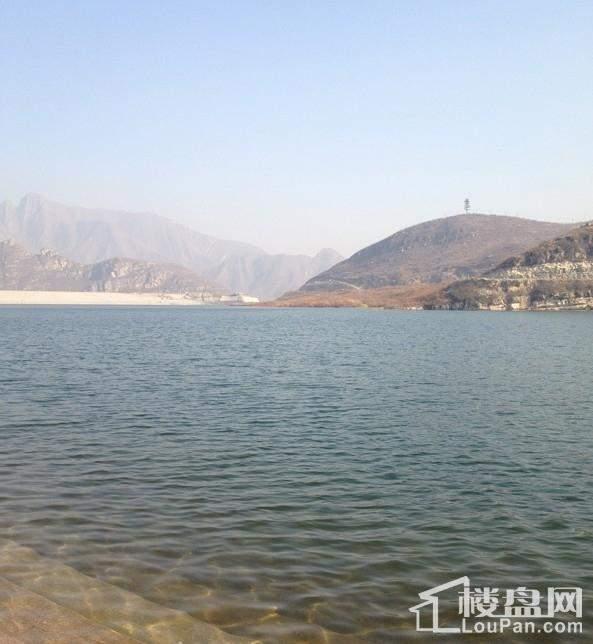 天鹅湖HOLI公馆实景图天鹅湖