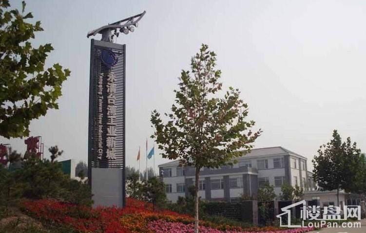 红蔷花园配套图周边配套-工业新城