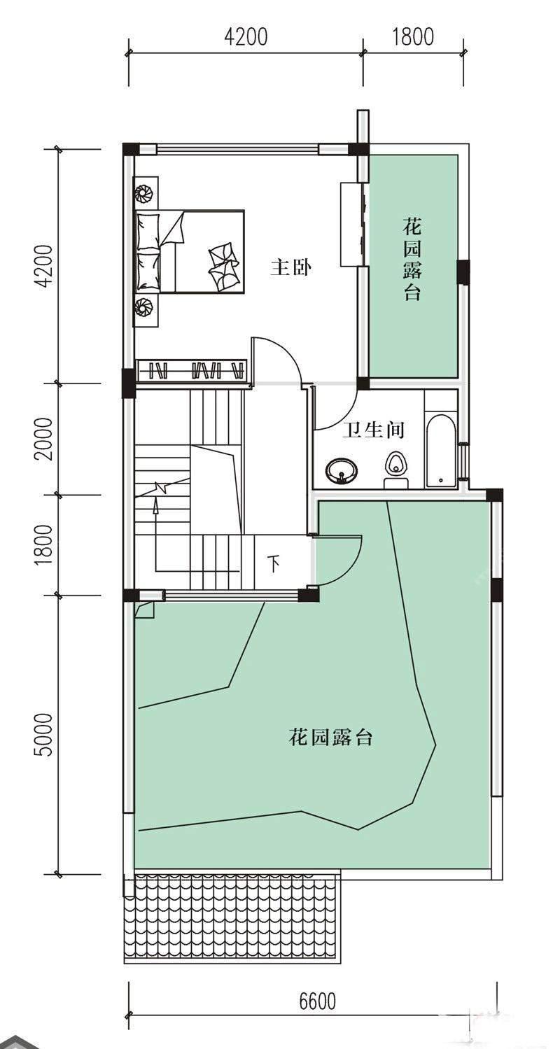 7-12#D户型4层