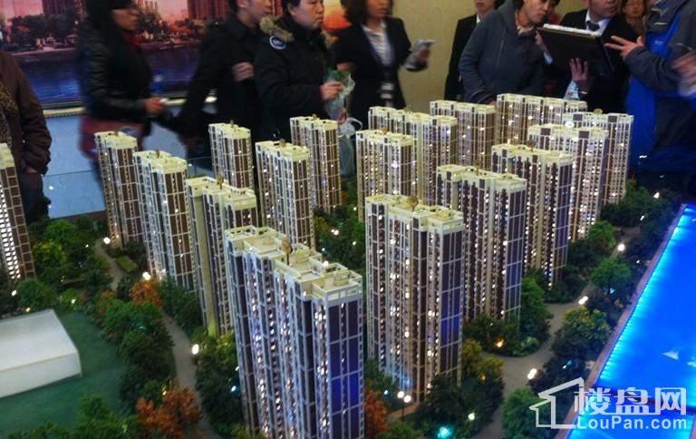 北京自在城实景图