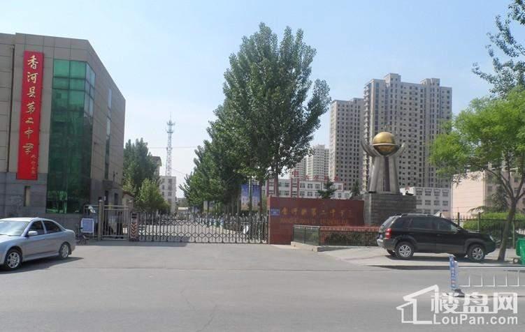 北京自在城配套图