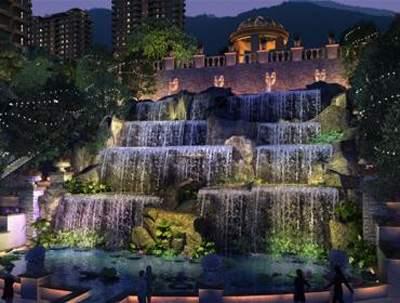 金泉国际新城效果图