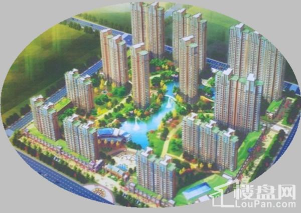福晟钱隆城效果图