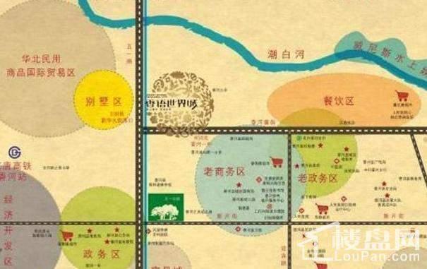 香语世界城位置图