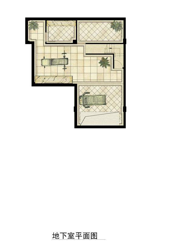 S-7[1](地下一层)