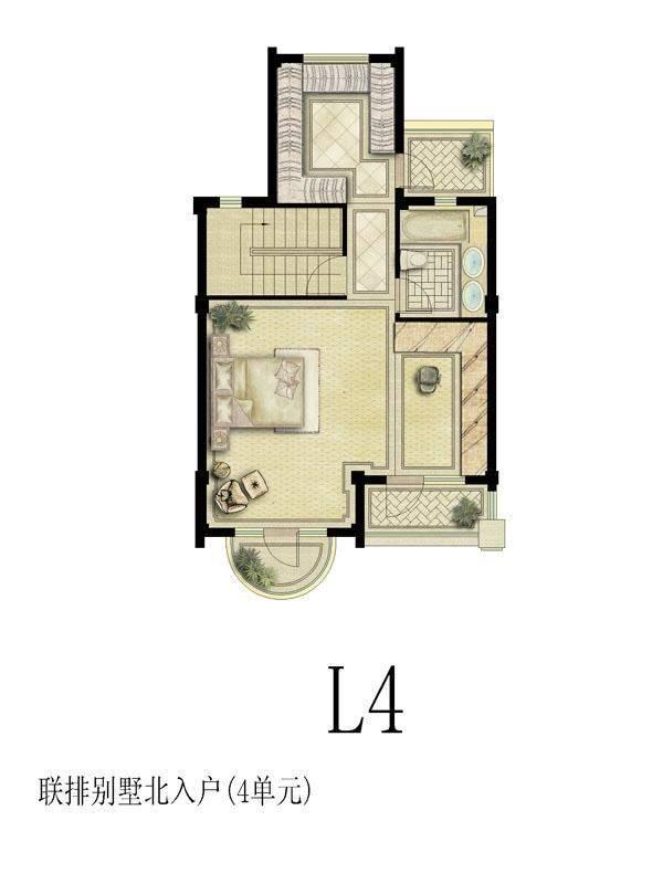 联排北L4(地下三层)