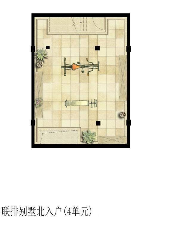 联排北L4(地下一层)