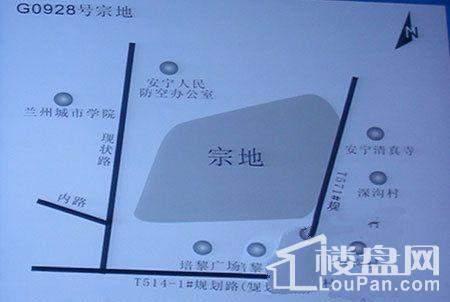 天合溪园位置图