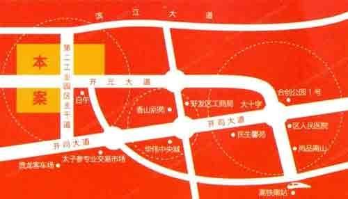 经纬国际汽车城位置图