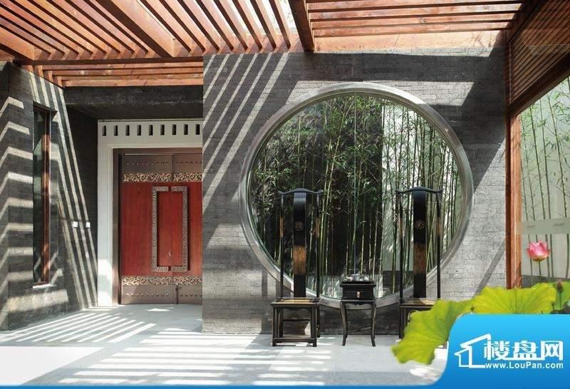 泰禾·中国院子实景图