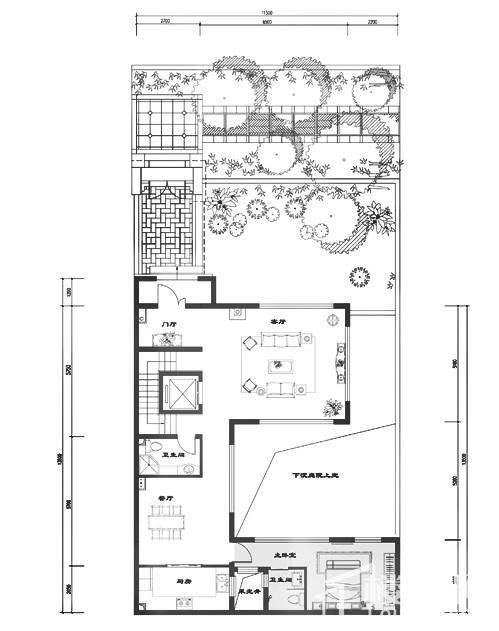 泰禾北京院子户型图