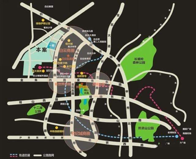 优品城邦位置图