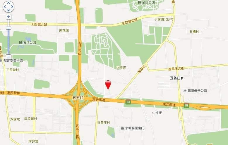 海棠公社位置图