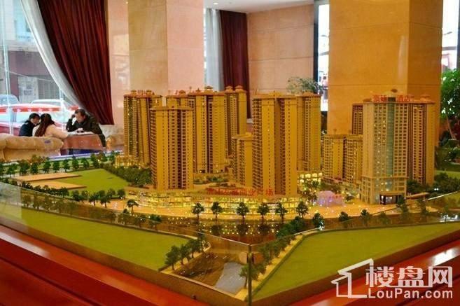 滨江豪园·新城效果图