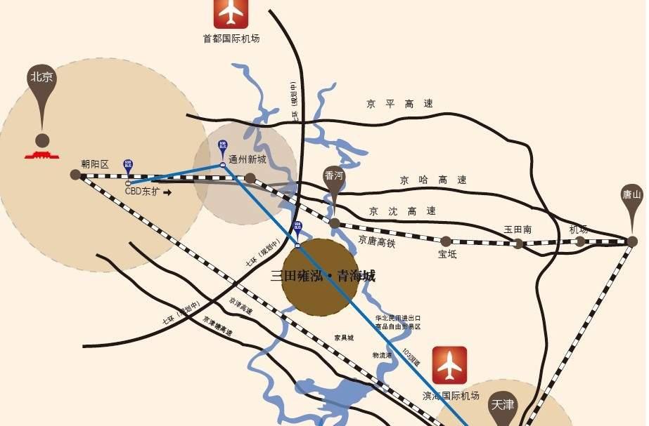 三田雍泓青海城位置图